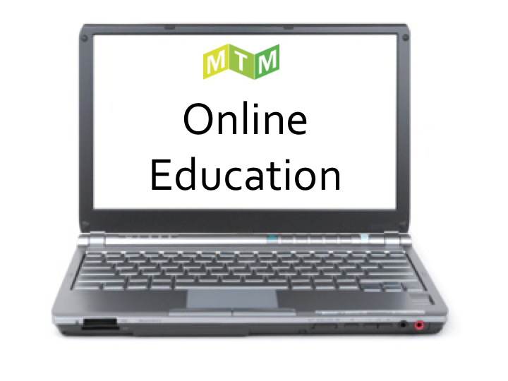 More options for learning online